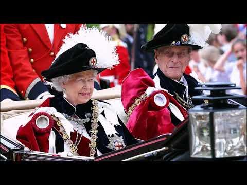 Английская королева любит