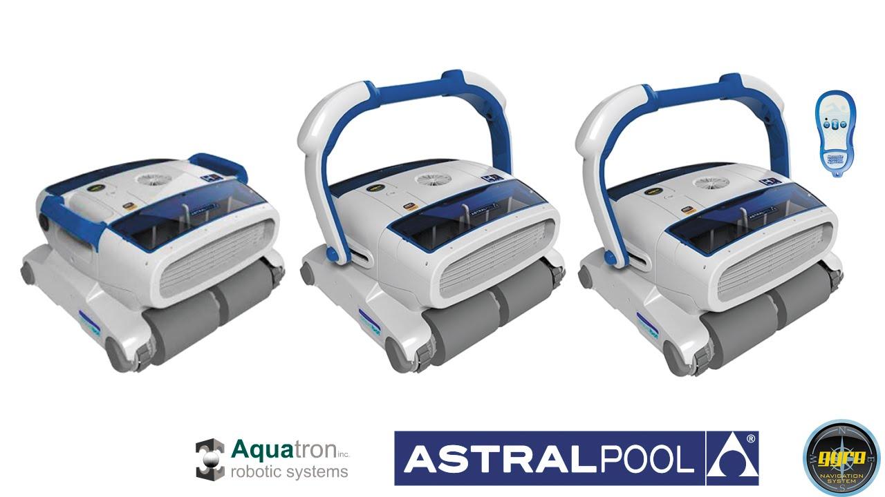 robot piscine astralpool h5