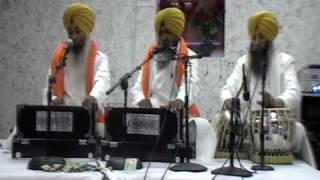 . Kahe Re Ban Khojan Jai (classical) Bhai Nirmal Singh Ji in N.Y.
