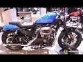 2018 Harley Davidson Roadster - Walkaround - 2017 EICMA Milan Motorcycle Exhibition
