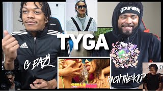 TYGA HAD THE BEST COMEBACK OF 2018Tyga-Girls Have Fun ft. G-Eazy, Rich The Kid| FVO REACTION PART2
