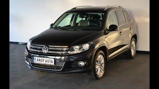 Video prohlídka: Volkswagen Tiguan 2.0 TDi SPORT ZÁRUKA AŽ 4 ROKY -2013 - 18969