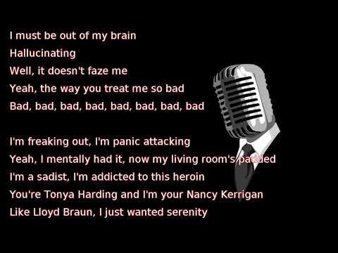 Theory Of A Deadman - Straight Jacket (lyrics)