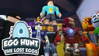 YOU GUYS ARE THE BEST!! | Roblox Egg Hunt 2017 [5]