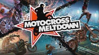 Motocross Meltdown IOS GamePlay Trailer (HD) [Game For Kids]