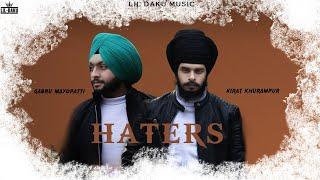 Haters (Kirat Khurampur, Gabru Mayopatti) Mp3 Song Download