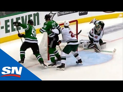 Devan Dubnyk Puts On A Second Period Clinic For The Wild