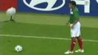 México vs Argentina (Alemania 2006)