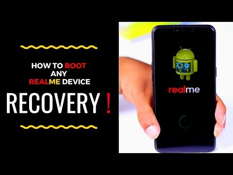 How To Enter Recovery Mode On Any Realme Device