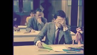 Exam Hall | Mr Bean Funny Video | BreakTime Status