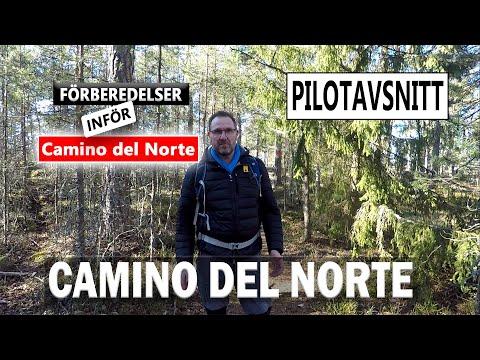 pilotavsnitt---camino-del-norte---förberedelser