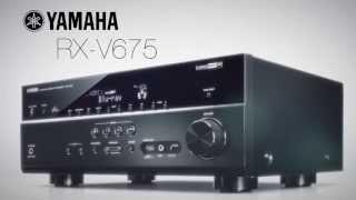 Yamaha RX-V675