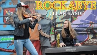 Rockabye - Clean Bandit | violin and piano cover (Symphony) | кавер