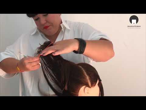 KIỂU TÓC TỈA LAYER – KỸ THUẬT CẮT SQUARE LAYER VIDAL SASSOON | Khái quát những kiến thức liên quan đến tóc tỉa layer là gì chuẩn nhất