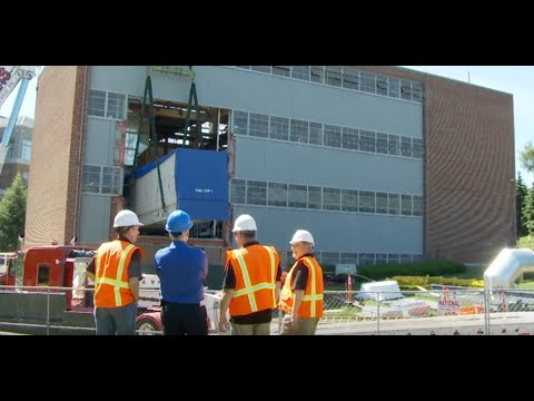 Eastern Michigan University's New Cogeneration Plant and Energy Center