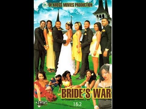 BRIDES WAR AFRICAN MOVIE / PART 1