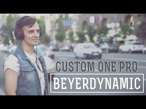 Beyerdynamic Custom One Pro: обзор наушников