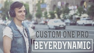 обзор наушников Beyerdynamic Custom One Pro