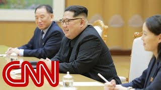 North Korea willing to talk about giving up nukes thumbnail