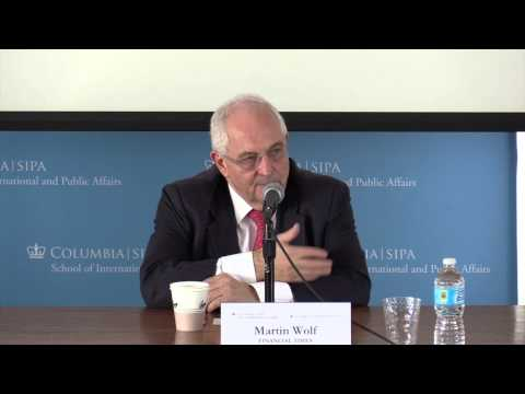 Europe's Crisis: Economic and Political Perspectives with Martin Wolf