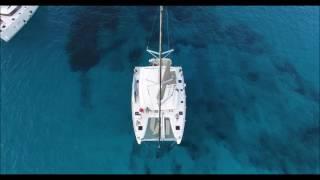 catamaran ibiza charteralia cala conta