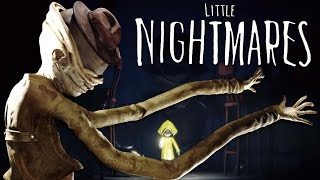 MR. GRABBY HANDS | Little Nightmares - Part 2