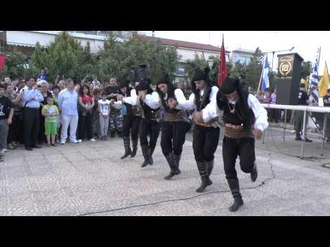 Μνήμη 19ης Μαΐου: Πυρρίχιος χορός - Φωτορεπορτάζ