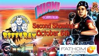 RiffTrax Live! Miami Connection - Comedy Event   JHF