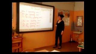 Интерактивный урок (ИУ) в ГБОУ Школе №1076, 8Б классе на тему