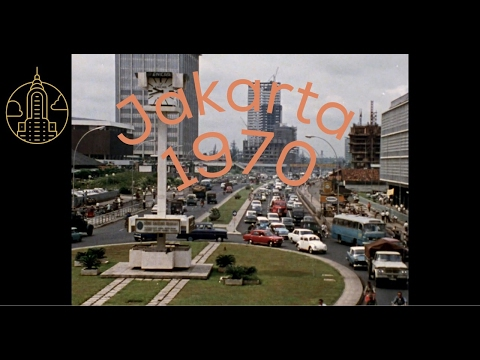 Wet Earth and Warm People( Jakarta 1970 )