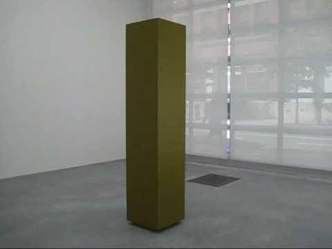Anne Truitt at Matthew Marks, NYC (May 2010)