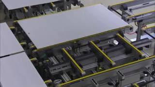 Produkcja modułu fotowoltaicznego SolarWorld