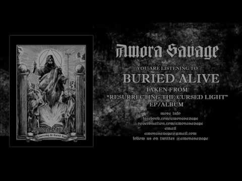 Amora Savage - Buried Alive (Audio)