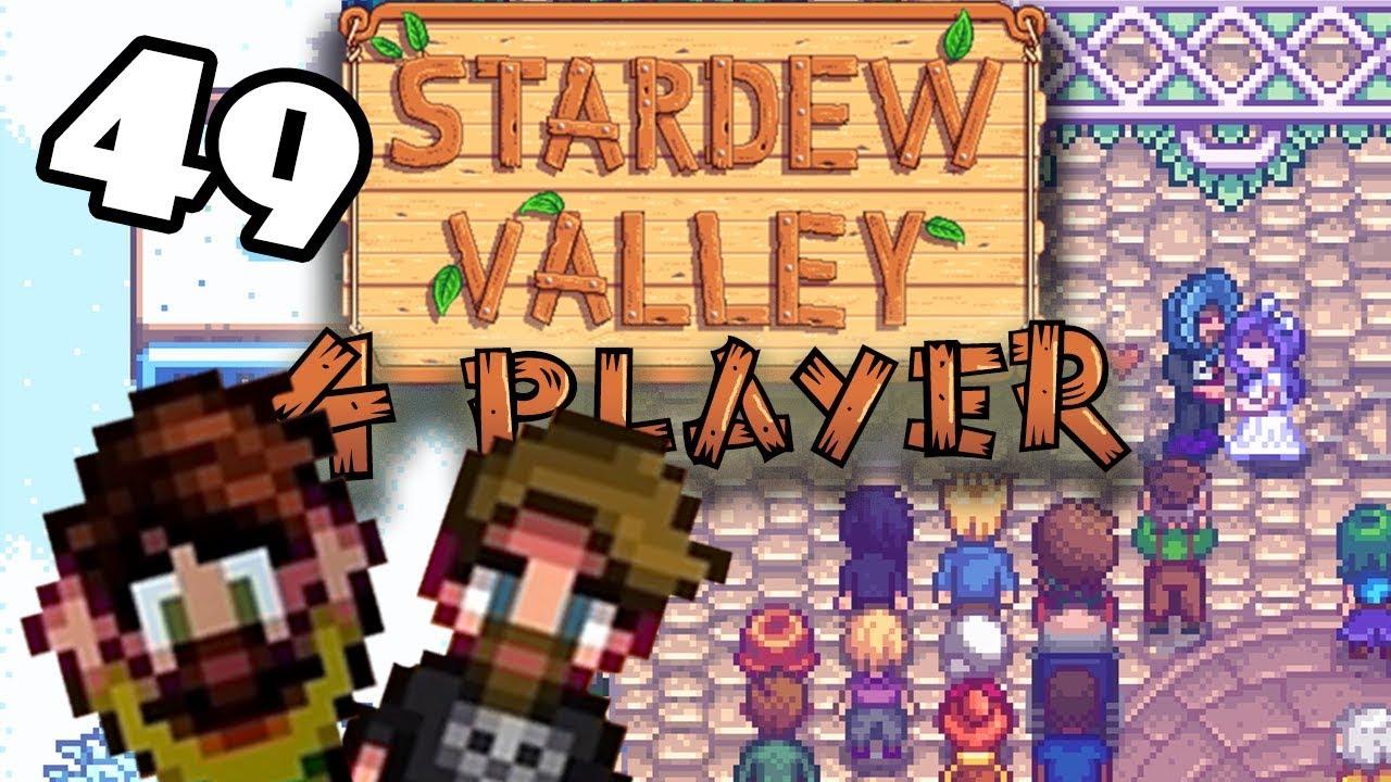 #49 -Stardew Valley Multiplayer BETA! (4
