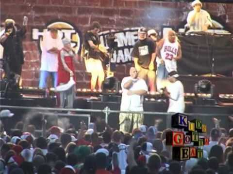 Terror Squad Ft Lil Jon Lean Back Hot 97 Summer Jam 2004 DVDRiP SVCD 2004 DYNASTY