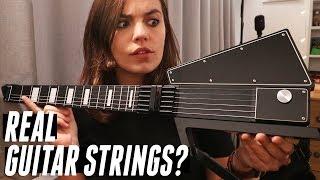 A DIGITAL guitar with STEEL STRINGS! screenshot 4