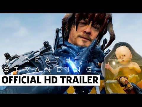 Death Stranding - Exclusive PC Features Trailer