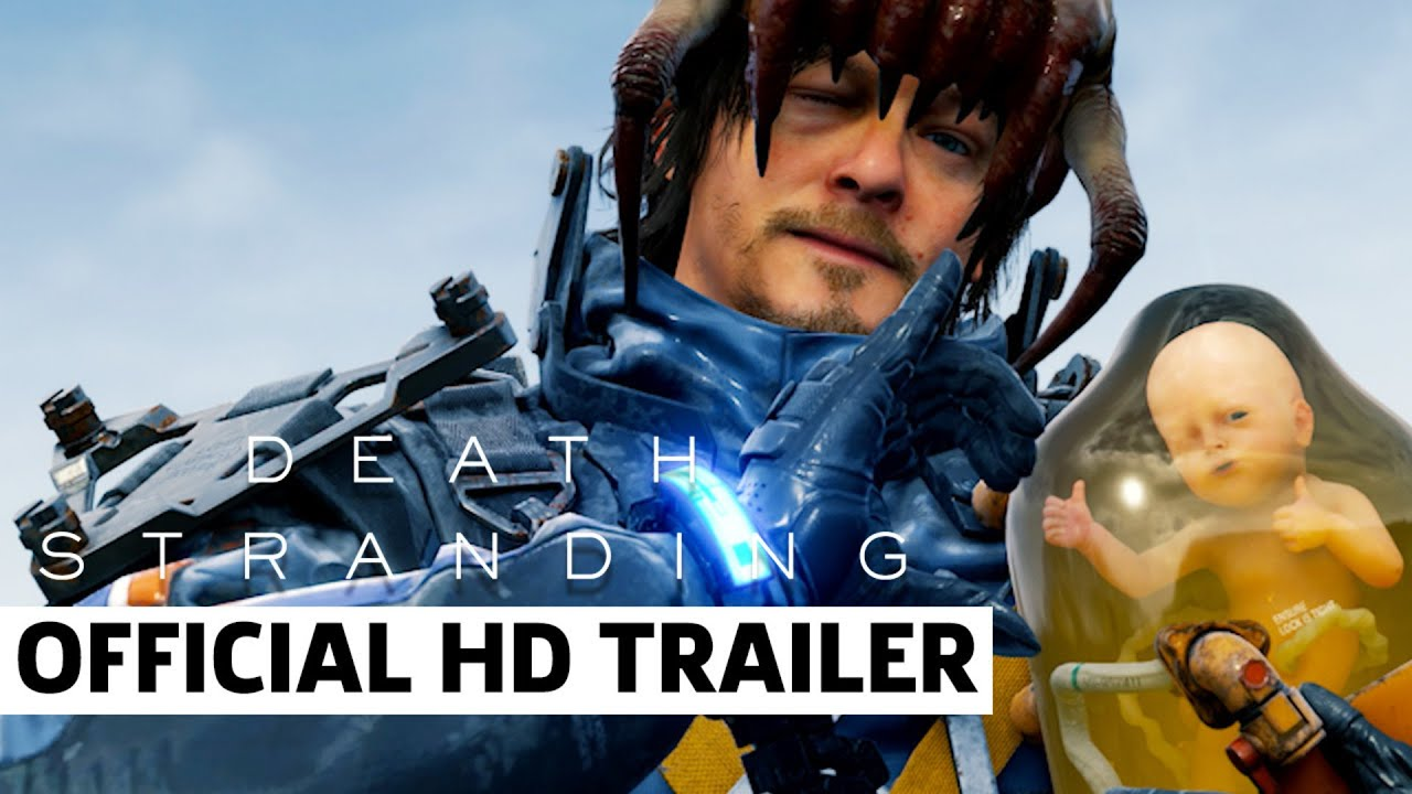 Death Stranding - Exclusive PC Features Trailer - GameSpot thumbnail
