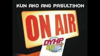dyHP - RMN CEBU 612: Kun Ako Ang Pasultihon