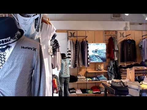 Hurley store in HIC Chiba store OPEN!