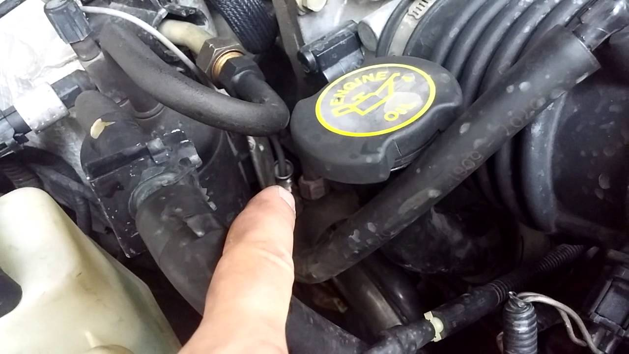 1997 Mercury Mountaineer Engine Diagram Books Of Wiring A Msd For Jeep L6 97 Plug Wire Replacement Youtube Rh Com