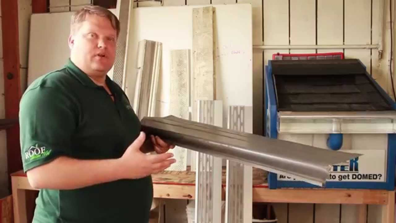 Reverse Curve Systems Vs Gutter Dome