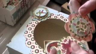 How To Make Gift Box With Window & Cricut Sweet Tooth
