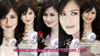 Sarah Geronimo - Alone (Instrumental/Karaoke/Minus One) The Next One Concert