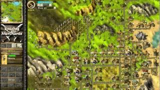 Knights and Merchants Shoutcast #30: Romek vs. Mexican T