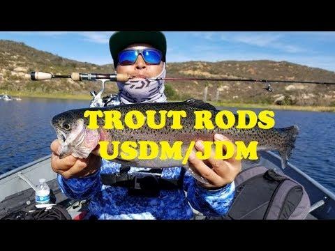 My Trout Rods/JDM Trout Rods/BFS Rod