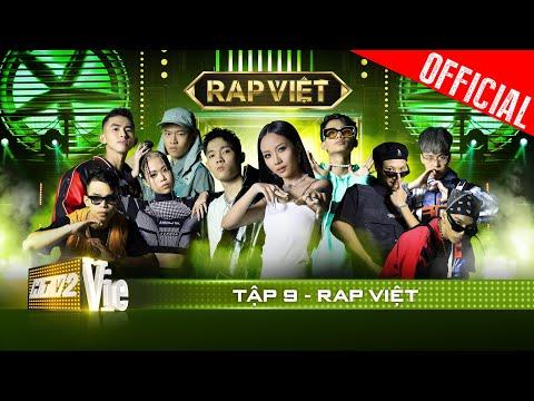 RAP VIỆT | Tập 9 - Ghép cặp đầy toan tính, Team Suboi thử thách Tlinh, Tage đưa vào RAP cả bài tính