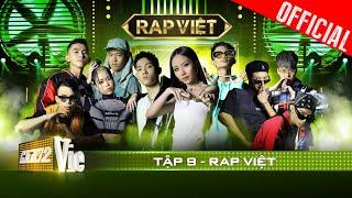 [Trực Tiếp 20h] Rap Việt Tập 9 Full HD