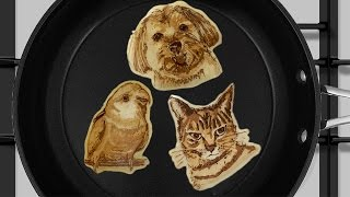 Chef Cooks Flippin' Great Pet Pancakes: MAKING MAD