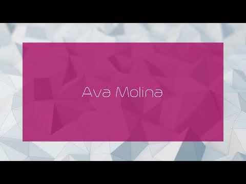 Ava Molina nude 779